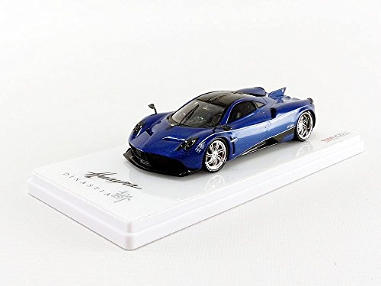 TrueScale Miniatures 1/43 パガーニ ウアイラ ディナスティア ヴァイシャ ブルーカーボン 完成品