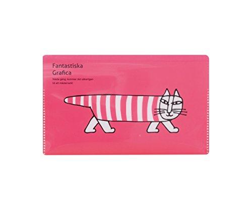 チケットファイル マイキー(ピンク)