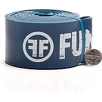 Functional Fitness バンドを引き上げ - #6-60から150ポンド。プルアップPDFで - (27 68キロ)抵抗 - 抵抗。補助プルアップ筋肉アップ体操クロスフィットパワーリフティング理学療法ピラティスストリートワークアウトフルボディワークアウトの延伸