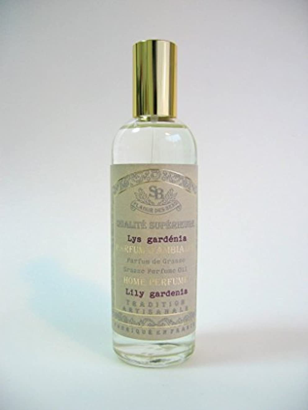 裁量神話空洞Senteur et Beaute(サンタールエボーテ) フレンチクラシックシリーズ ルームスプレー 100ml 「リリーガーデニア」 4994228021885