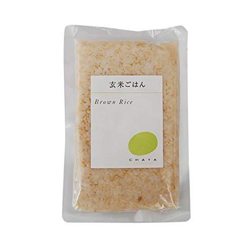 レトルトご飯 玄米ごはんプレーン 160g