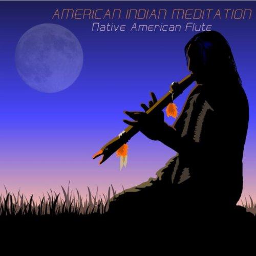 ネイティブアメリカン: 瞑想, 熟考, リラックス 共 フルート
