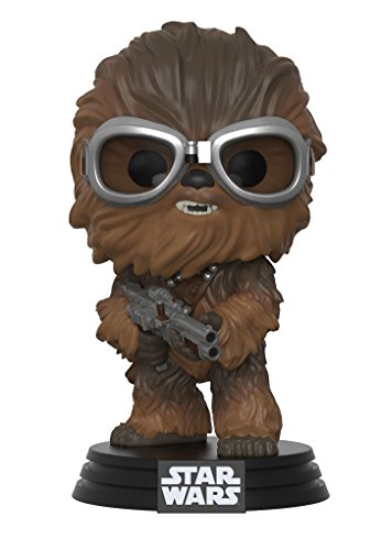 Pop Star Wars Solo Chewbacca Vinyl Figure