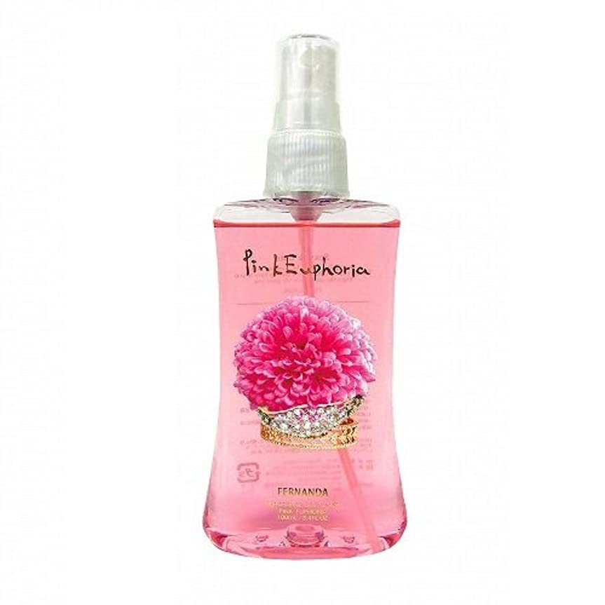 スキャンダルドラマ侮辱FERNANDA(フェルナンダ) Body Mist Pink Euphoria (ボディミスト ピンクエウフォリア)
