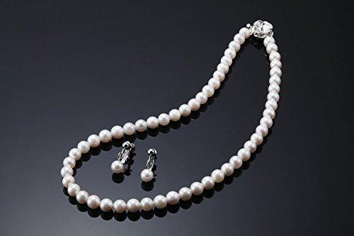 あこや本真珠 イヤリング付2点セット 7.0~7.5mm玉 ・日本製・