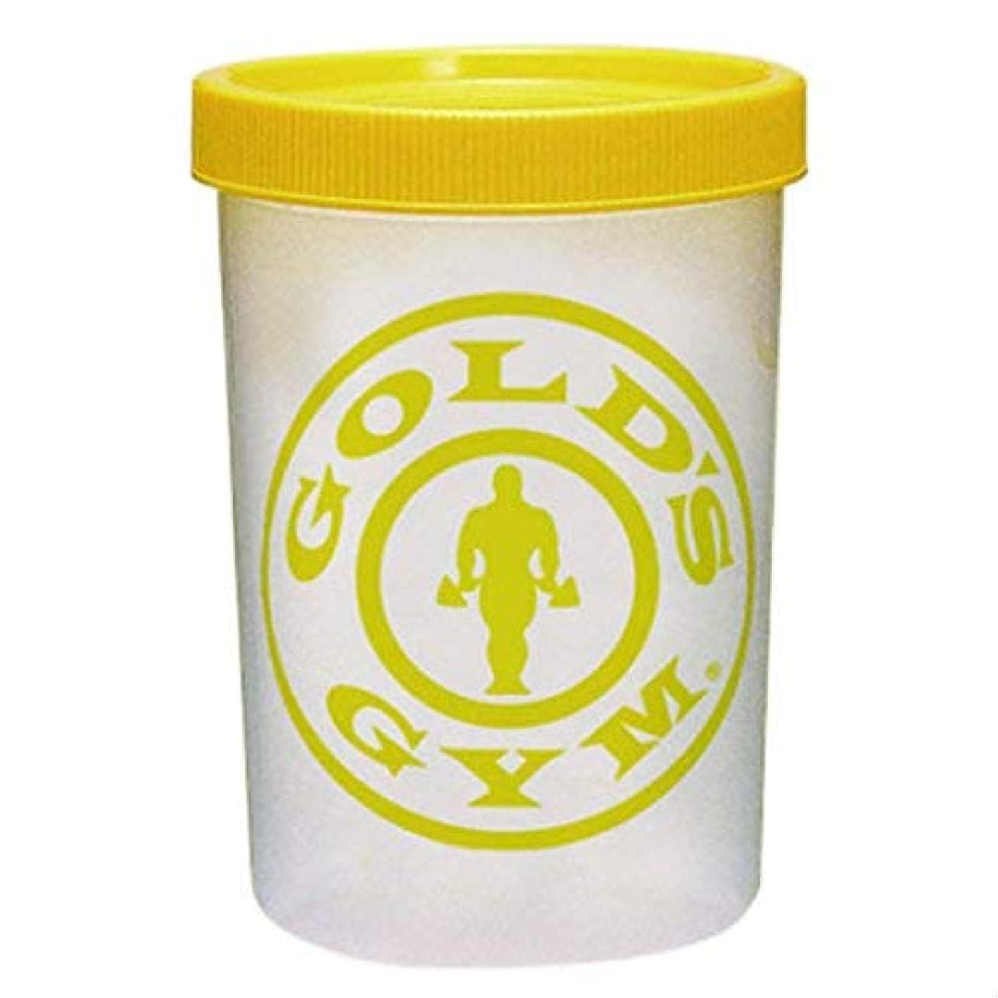 失望させる喉が渇いた精緻化ゴールドジム プロテインシェイカー 400ml