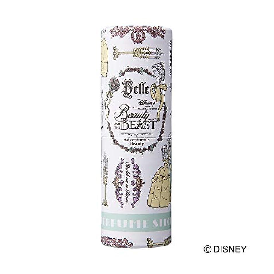 食料品店メリー入植者パフュームスティック サンクス グリーンアップル&ムスクの香り ディズニーデザイン 5g