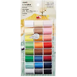 レオニス 24色の常備糸 93010