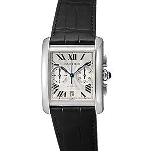 [Cartier]カルティエ 腕時計 TANK MC シルバー文字盤 W5330007 メンズ 【並行輸入品】