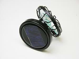 サンコー ソーラーミニクリップ扇風機 AKIBA15