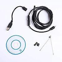 TOPmountain 1.3Mp Borescope人間の特徴をもつ携帯電話の企業の内視鏡6Led 5.5Mm人間の特徴をもつ内視鏡の点検カメラ(1.5 M)