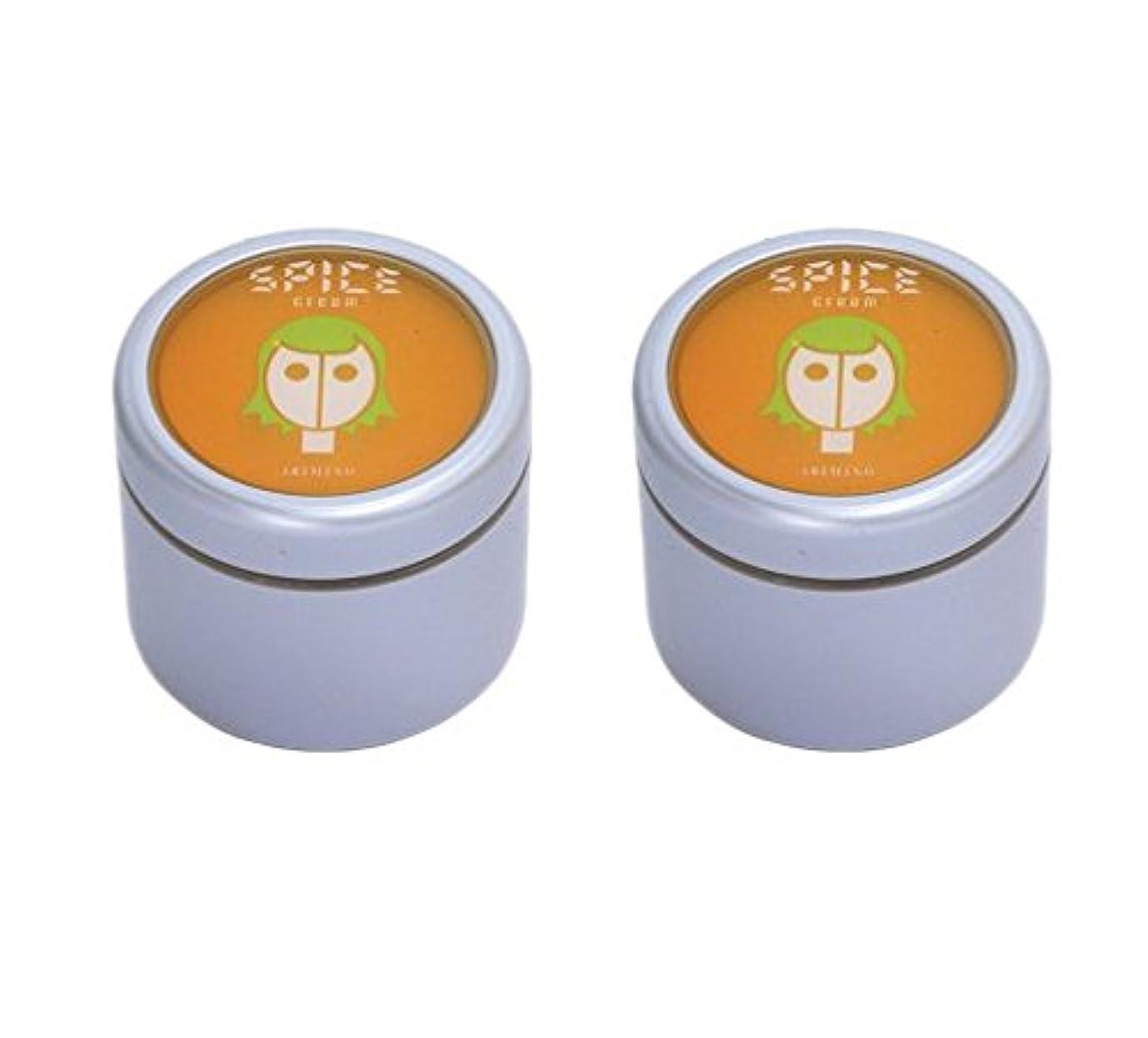 繁雑香り一流【2個セット】スパイス クリームソフトワックス 100g