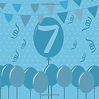 7: libro degli ospiti per il tuo compleanno
