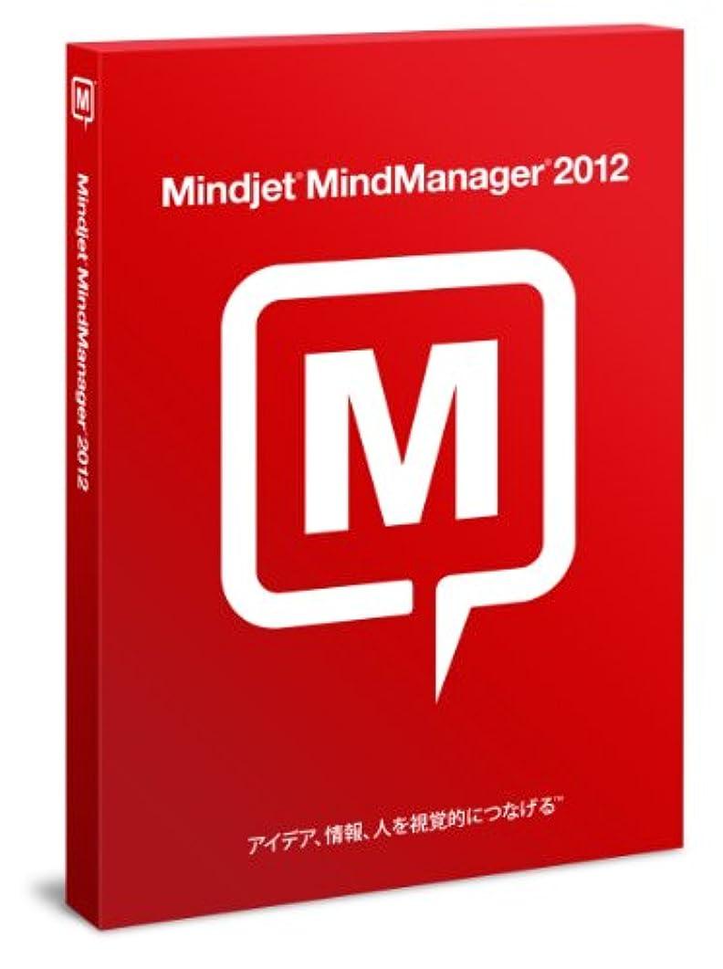 スマイル汗消毒剤MindManager 2012 Professional for Windows 1 User 日本語版