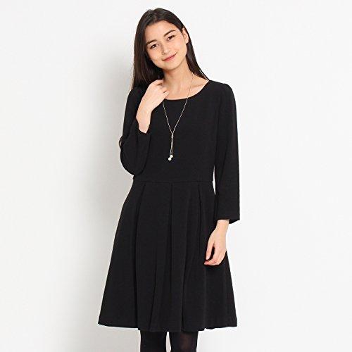 (クチュールブローチ) Couture Brooch ジャージワンピース 50852101 38(M) ブラック(019)