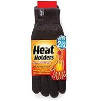 Heat Holders Mens Gloves - Black M/L [並行輸入品]