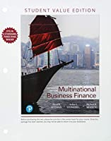 Multinational Business Finance, Student Value Edition (15th Edition)