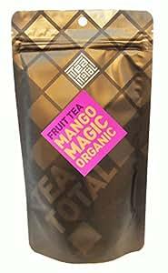 Tea total (ティートータル)/ マンゴー マジック 100g入り袋タイプ ニュージーランド産 (フルーツティー / フレーバーティー / ノンカフェイン / ドライフルーツ) [並行輸入品]