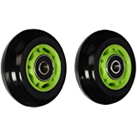 Razor PowerWing DLX Replacement Rear Wheels, Green by Razor
