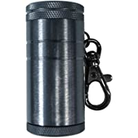 WINDMILL(ウインドミル) 携帯灰皿 フィールドマックス5000 スライド式 ヘアライン グレー 582-0003
