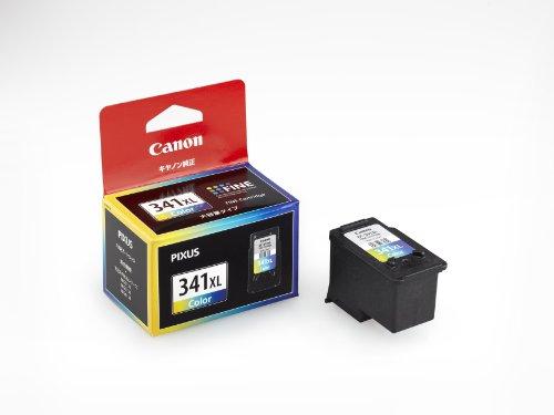 Canon 純正 インク カートリッジ BC-341 3色カラー 大容量タイプ BC-341XL