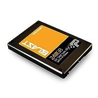 "Blast 240GB 2.5""インチSATA SSD Drivエレクトロニクスコンピュータネットワーク"