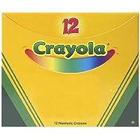 Crayola Bulkクレヨン12 ct Orange – -ケースof 15