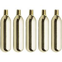 CO2 16g ボンベ ネジ有 [ 各社 パンク修理用 CO2 インフレーター対応 ] 5本セット / 10本セット
