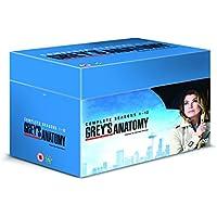 Grey's Anatomy - Season 1-12