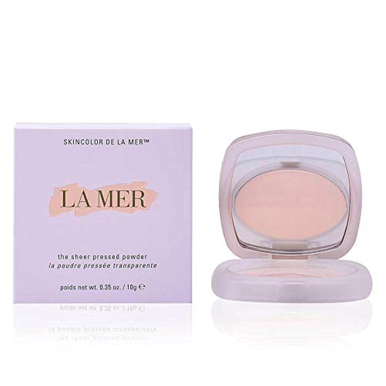連鎖桃コンパニオンドゥラメール The Sheer Pressed Powder - # Translucent 10g/0.35oz並行輸入品