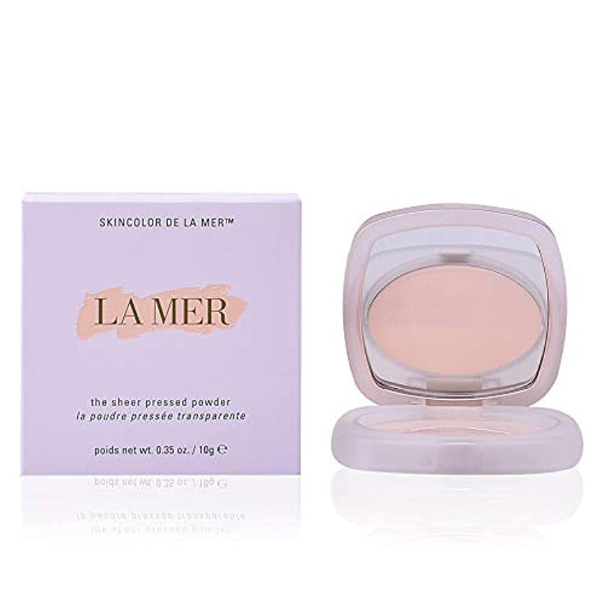 ドゥラメール The Sheer Pressed Powder - # Translucent 10g/0.35oz並行輸入品