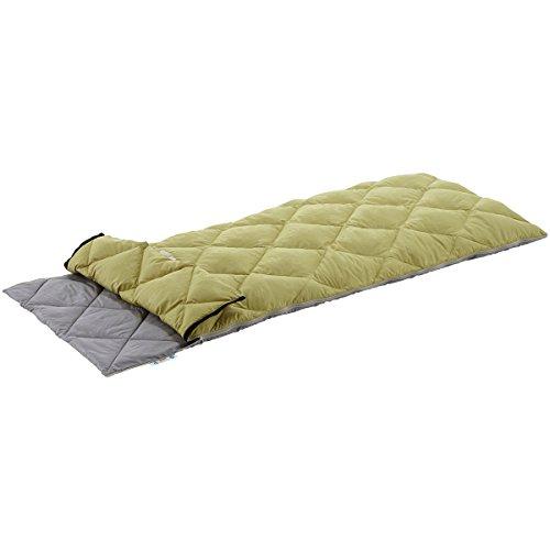 ロゴス 寝袋 ダウンコンフォーターEVO[最低使用温度-2度]