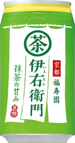 伊右衛門 (抹茶入り) 340g缶 340G × 24缶