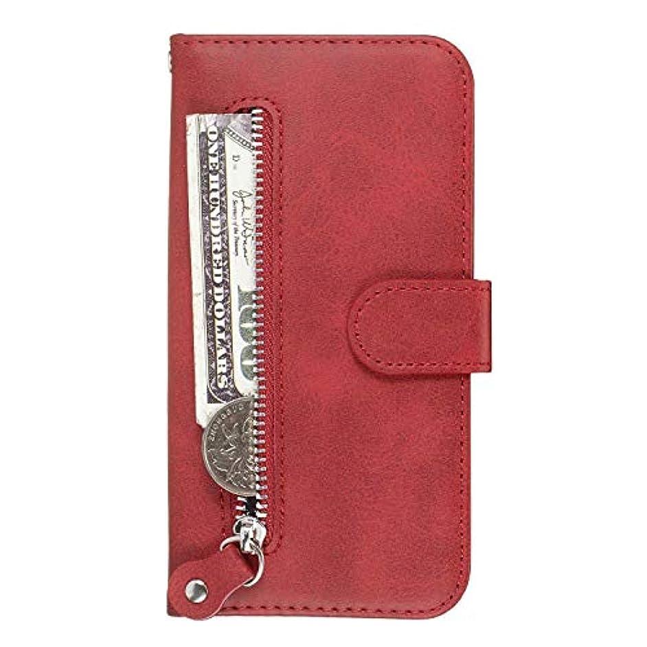 ずらす請求同意OMATENTI iPhone X/iPhone XS ケース, 軽量 PUレザー 薄型 簡約風 人気カバー バックケース iPhone X/iPhone XS 用 Case Cover, 液晶保護 カード収納, 財布と...