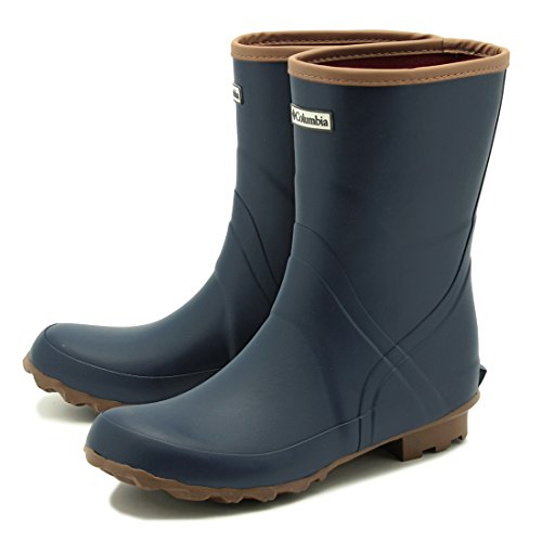 Columbia(コロンビア) レイン ブーツ ラディミッドII ミドルカット 長靴 雨靴 レディース 591-Nocturnal 5(23.0) yu3721-50-591