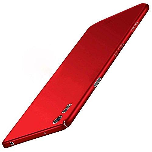SONY Xperia XZ/XZS ケース,超薄型 ハードケース 耐衝撃 携帯保護用マット仕上げカ...