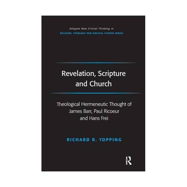 Revelation, Scripture an...の商品画像