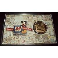 Walt Disney World Celebrating 40Years of Magic Coin