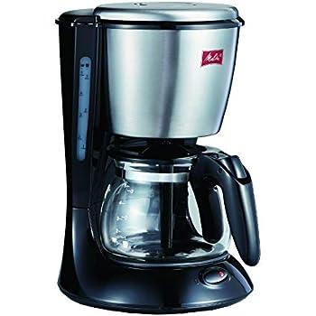 メリタ コーヒーメーカー ツイスト 2~5杯用 ステンレス SCG58-1-S