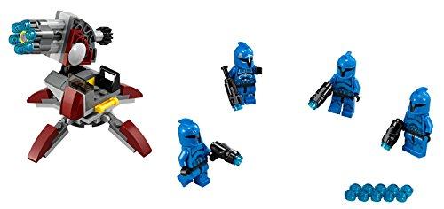 レゴ スター・ウォーズ セネイト・コマンドー・トルーパー 75088