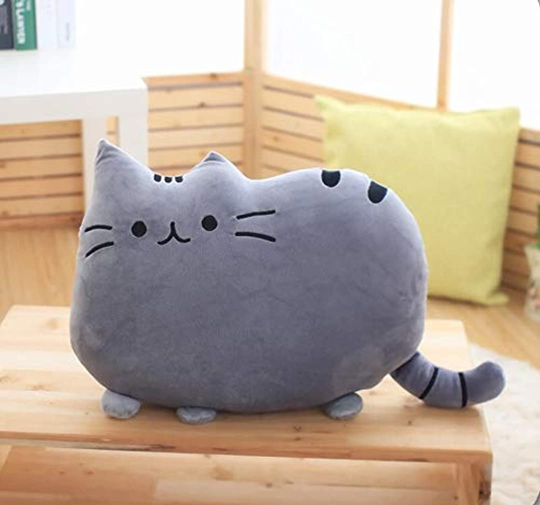 苦難防衛ぼんやりしたLIFE8 色かわいい脂肪猫ベビーぬいぐるみ 20/40 センチメートル枕人形子供のための高品質ソフトクッション綿 Brinquedos 子供のためのギフトクッション 椅子
