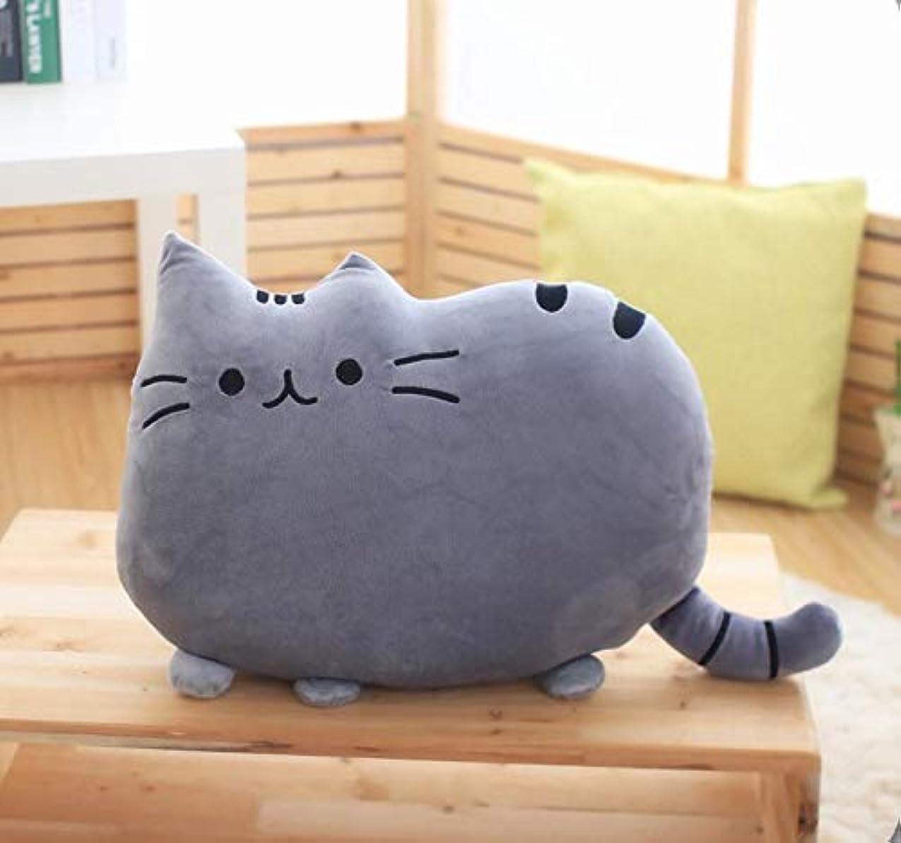 サスティーンボーナス無限大LIFE8 色かわいい脂肪猫ベビーぬいぐるみ 20/40 センチメートル枕人形子供のための高品質ソフトクッション綿 Brinquedos 子供のためのギフトクッション 椅子