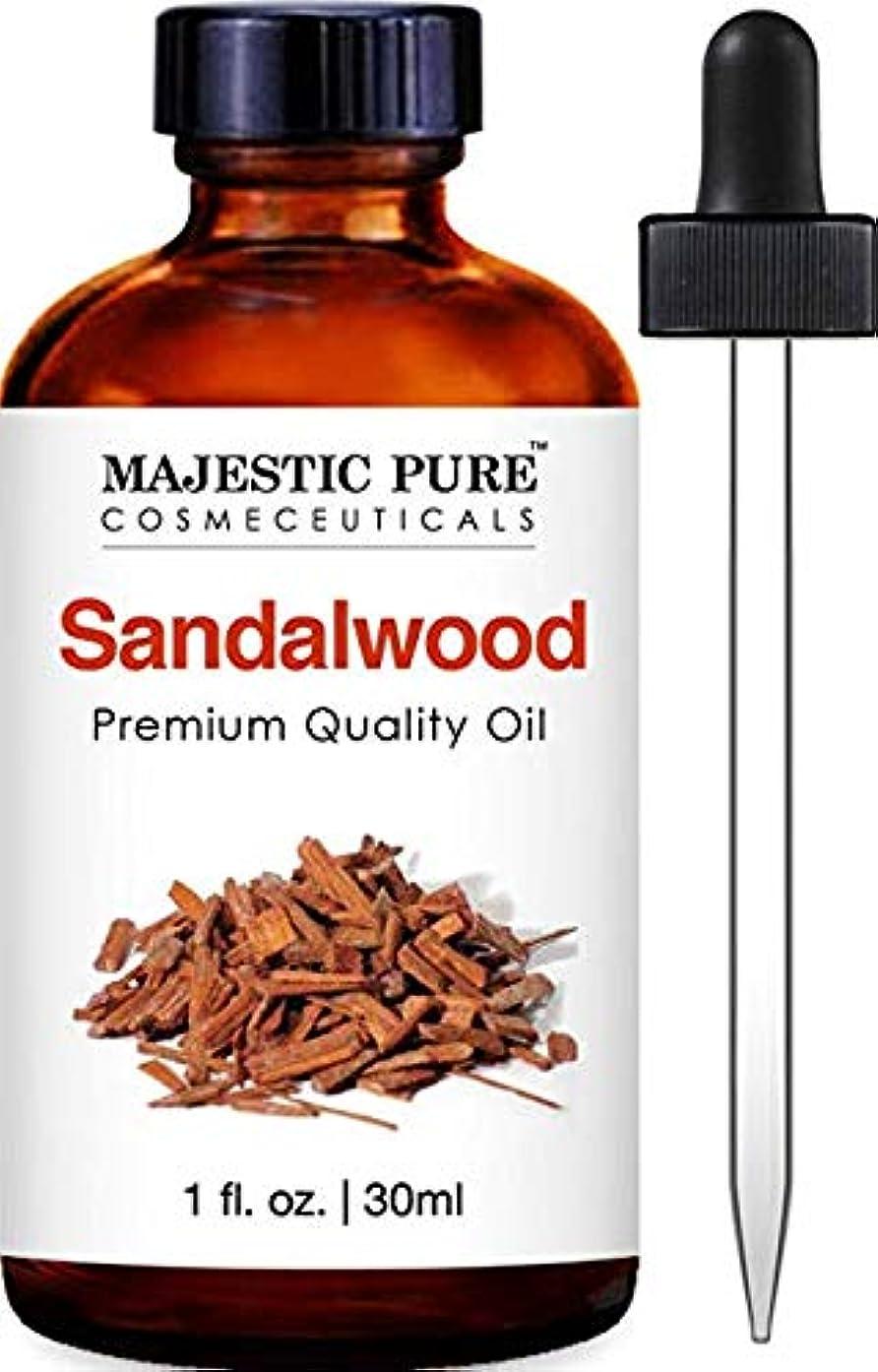 大いにシプリー女王Sandalwood Oil, Premium Quality, 1 fl oz 30ml  サンダルウッドオイル
