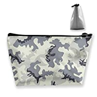 Cosmetic Bag Makeup Bag - Bathroom - Storage (Army Camouflage 3D Print)