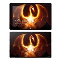 Microsoft Surface Pro/Pro2 マイクロソフトサーフェスプロ/プロ2用スキンシール【Fire Dragon】
