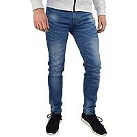 westAce Mens Slim Fit Stretch Jeans Comfy Fashionable Super Flex Denim Pants