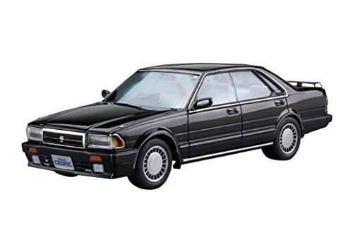 アオシマ 1/24 ザ モデルカー No.62 ニッサン Y31 セドリック/グロリア V20ツインカムターボ グランツーリスモSV  87 054833