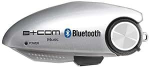 SYGN HOUSE(サインハウス) MUSIC bluetoothレシーバー B+COM(ビーコム) シルバー 00073363