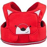 Trunki ToddlePak - Fuss Free Toddler Walking Reins & Kids Safety Harness – Felix Fox (Red)