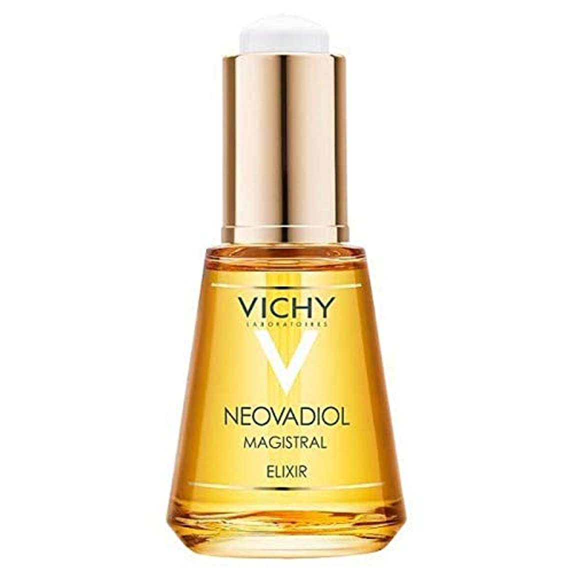 同様の機械的インポート[Vichy] アンチエイジングマヒストラルエリキシル血清30ミリリットルNeovadiolヴィシー - Vichy Neovadiol Anti-Ageing Magistral Elixir Serum 30ml [...